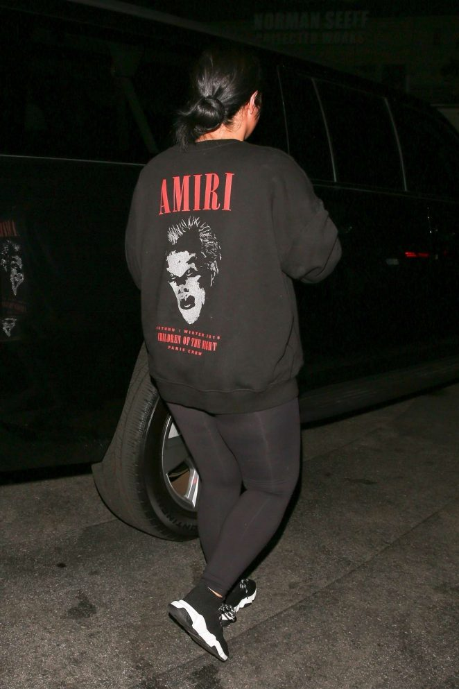 Demi Lovato: Night out in West Hollywood -01