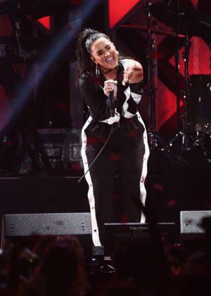 Demi Lovato - Performs at Power 96.1's Jingle Ball 2017 in Atlanta