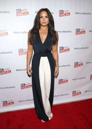 Demi Lovato - Premiere of Beyond Silence in Los Angeles