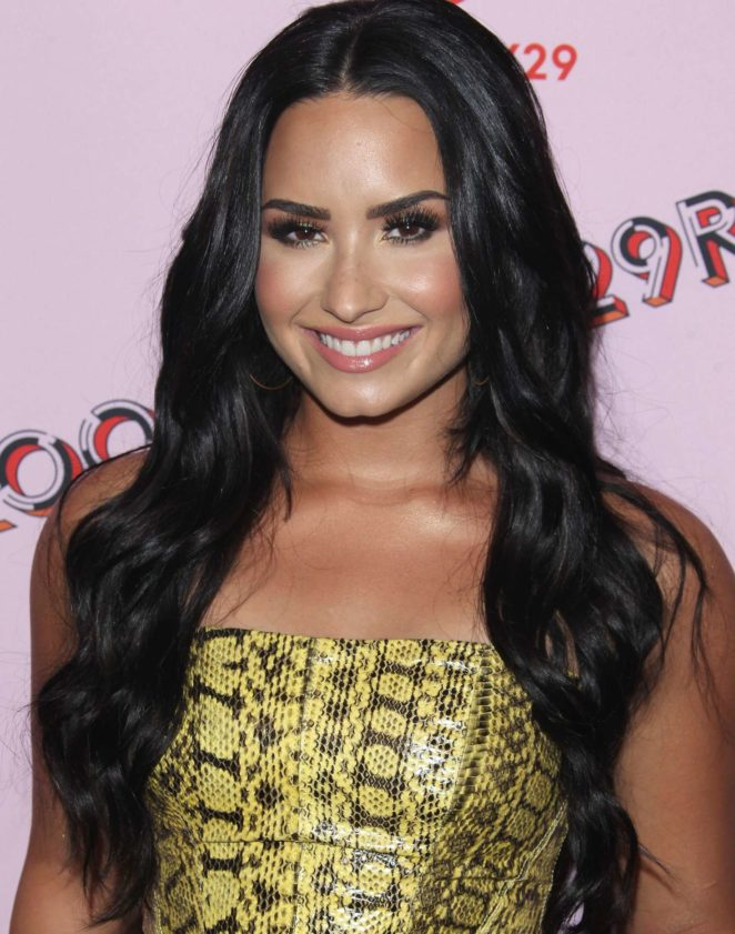 Demi Lovato - Refinery29 29Rooms Los Angeles: Turn It Into Art Opening Party in LA