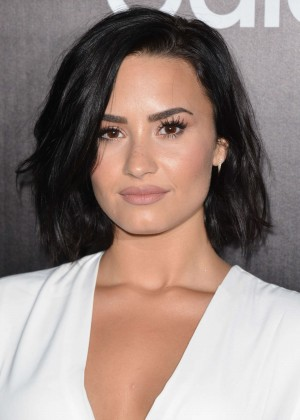 Demi Lovato - Samsung Galaxy S6 Launch Party in West Hollywood