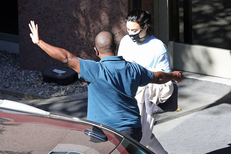 Demi Lovato 2020 : Demi Lovato – Seen while in Los Angeles-01