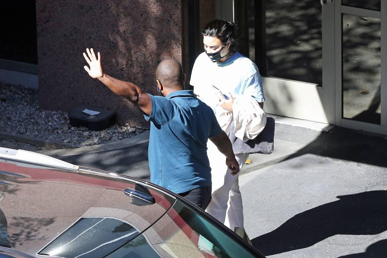 Demi Lovato 2020 : Demi Lovato – Seen while in Los Angeles-07
