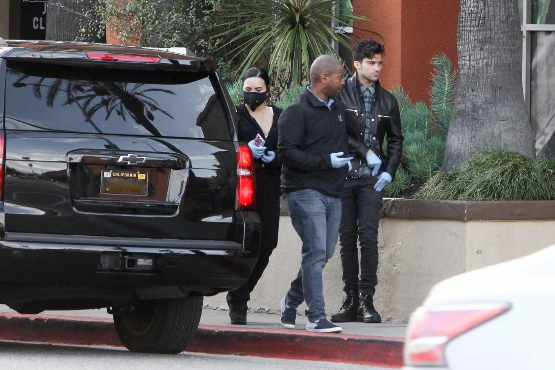 Demi Lovato 2020 : Demi Lovato – Shopping at Erewhon in Los Angeles-06