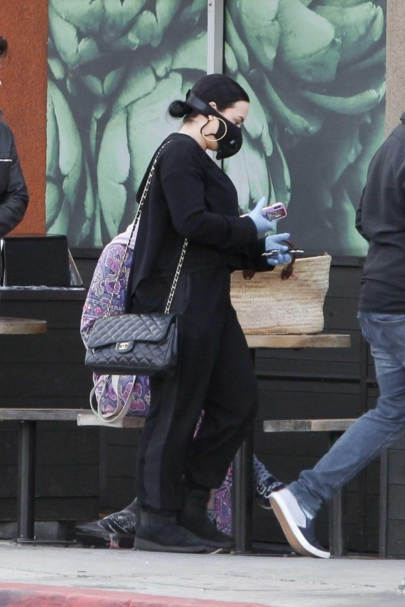 Demi Lovato 2020 : Demi Lovato – Shopping at Erewhon in Los Angeles-11