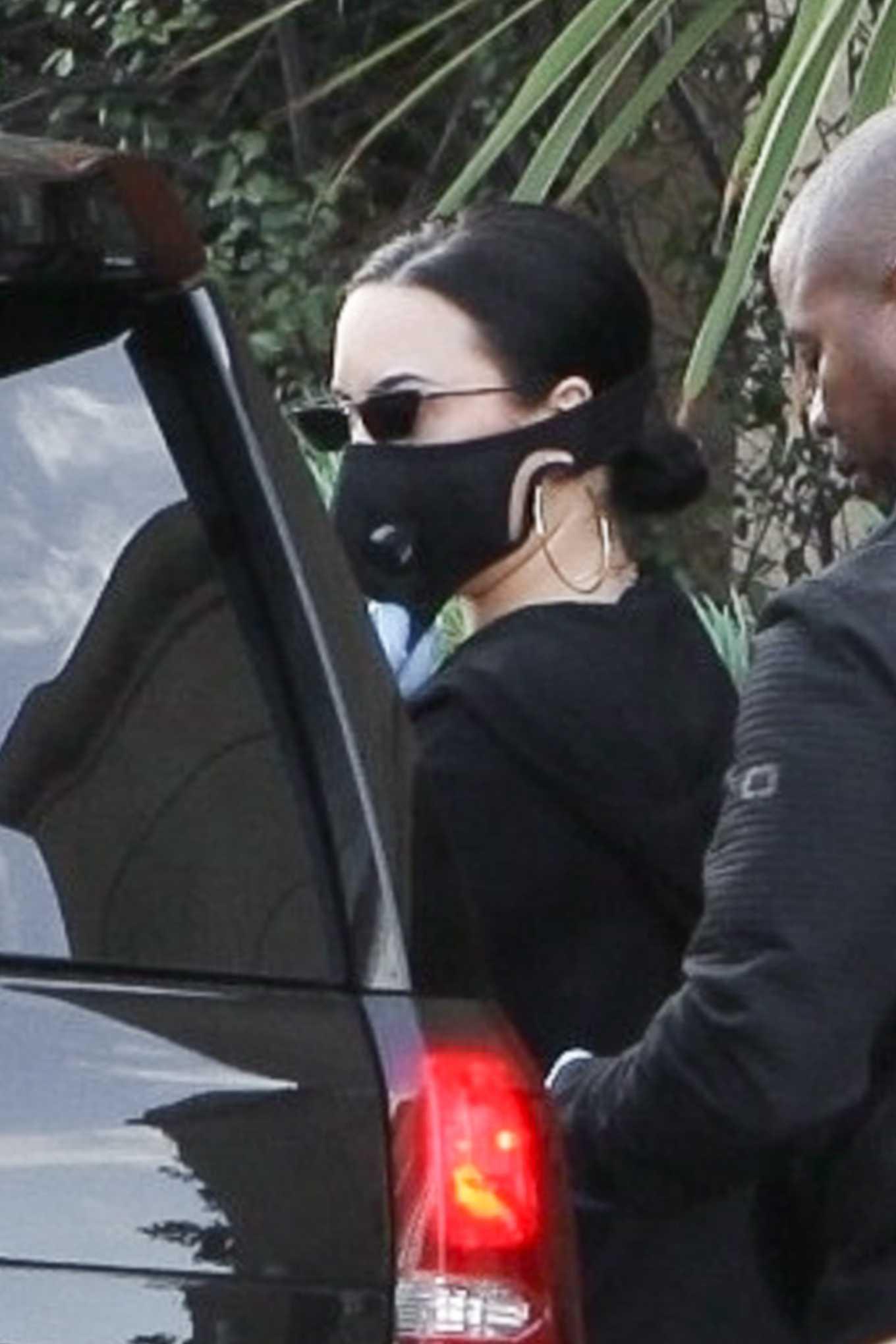 Demi Lovato 2020 : Demi Lovato – Shopping at Erewhon in Los Angeles-13