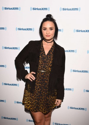Demi Lovato - SiriusXM Hits 1's The Morning Mash Up Broadcast From The SiriusXM Studios in LA