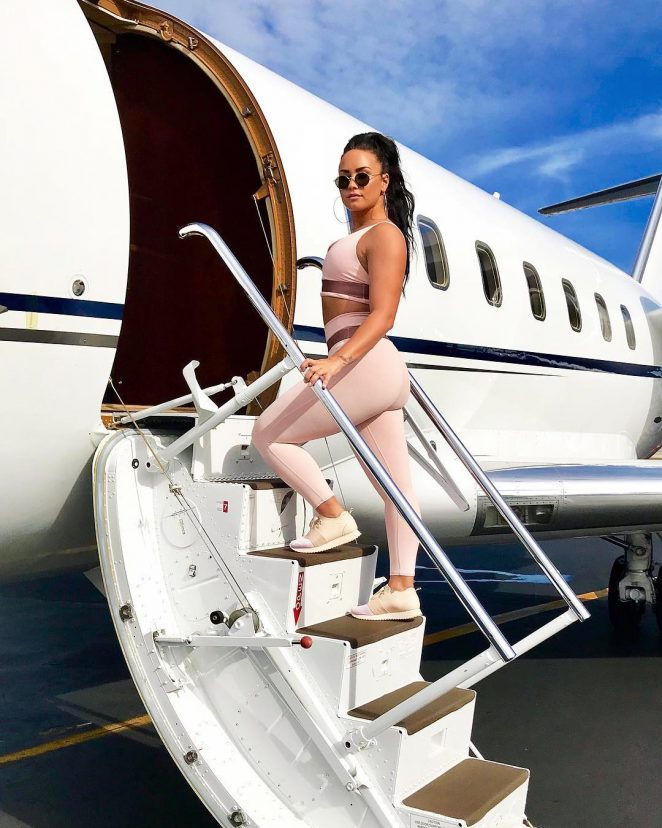 Demi Lovato – Social Media Photos
