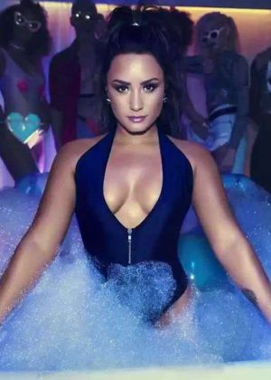Demi Lovato - 'Sorry Not Sorry' Photoshoot by Dennis Leupold