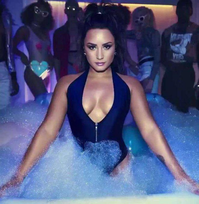 Demi Lovato: Sorry Not Sorry Photoshoot 2017 -10 - GotCeleb