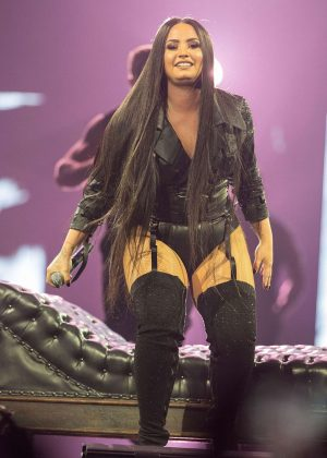 Demi Lovato - 'Tell Me You Love Me' World Tour Opener in San Diego