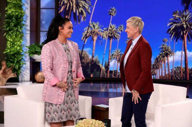 Demi Lovato - The Ellen Degeneres Show