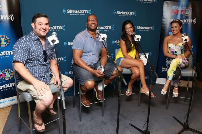 Tori Kelly - SiriusXM Hits 1's The Morning Mash Up Broadcast at ...