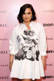 Demi Lovato - The Teen Vogue Summit 2019 in Los Angeles