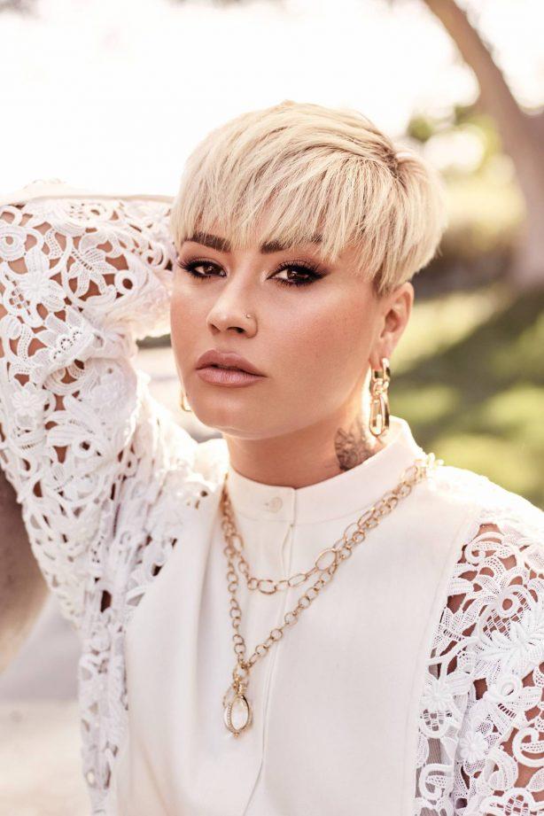 Demi Lovato - Vogue Mexico (April 2021)
