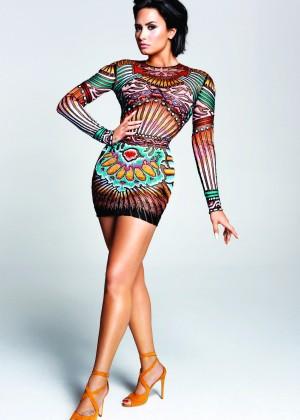 Demi Lovato: Yu Tsai Photoshoot 2015 -04 - GotCeleb