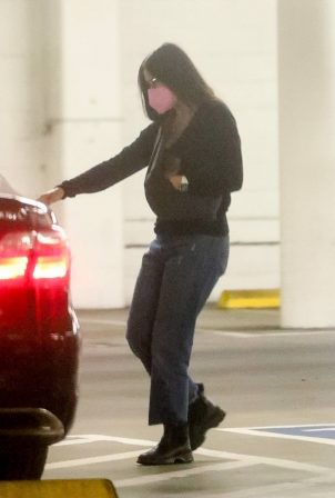 Demi Moore - Out and about in Los Angeles