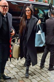 Demi Moore - Out in NYC