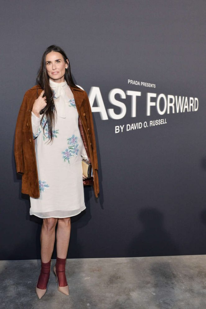 Demi Moore: Prada Presents Past Forward Short Film By David O Russell -03