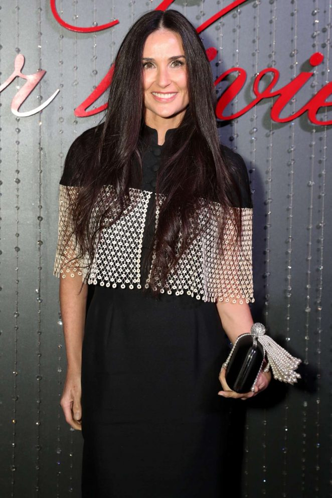 Demi Moore - Roger Vivier Event in Los Angeles
