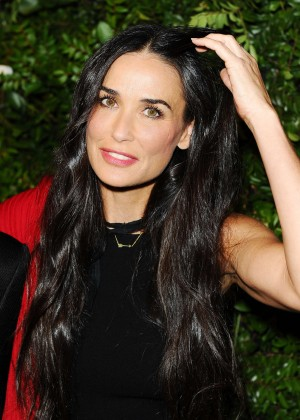 Demi Moore - Salvatore Ferragamo 100th Year Celebration in Beverly Hills