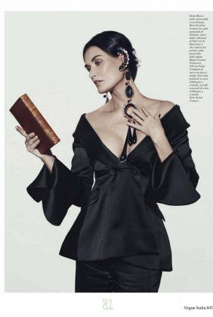Demi Moore - Vogue Italia (April 2021)