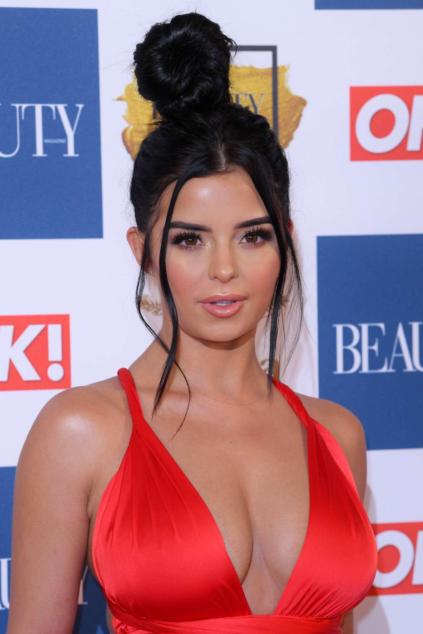 Demi Rose 2017 Beauty Awards In London Indian Girls