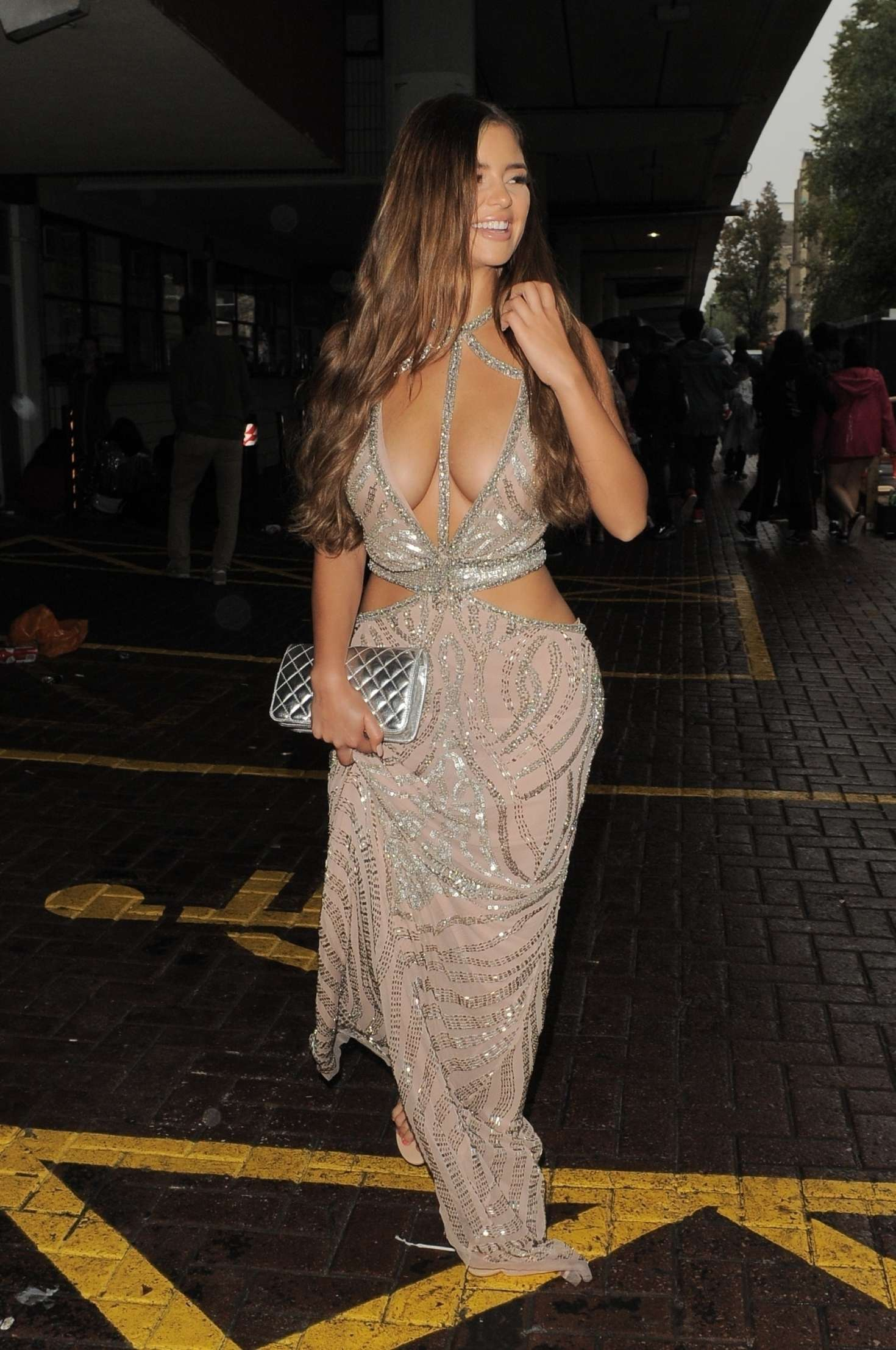 Demi Rose 2018 : Demi Rose: Arrives at her brand new Demi Rose App launch party -02