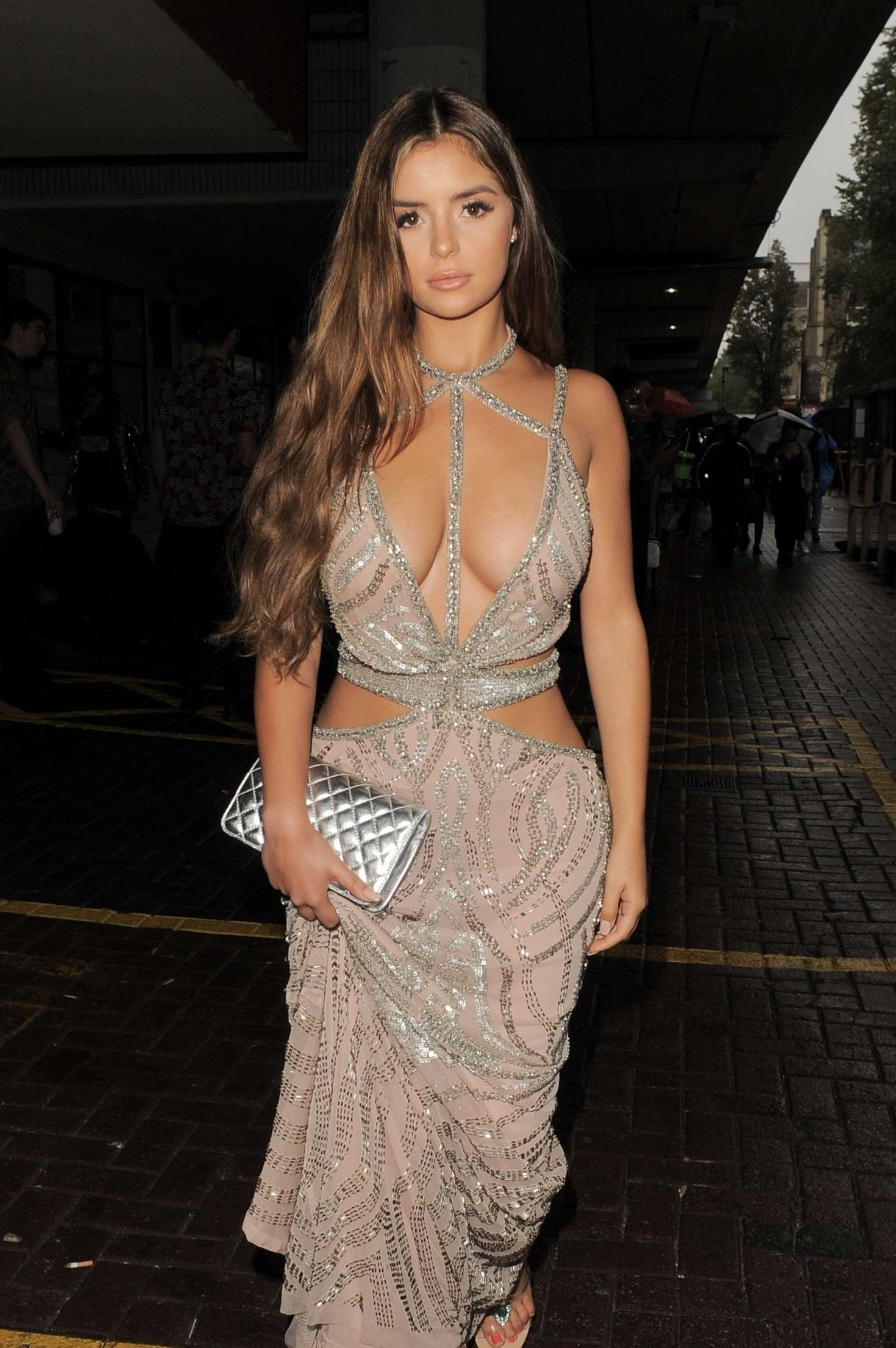 Demi Rose 2018 : Demi Rose: Arrives at her brand new Demi Rose App launch party -08