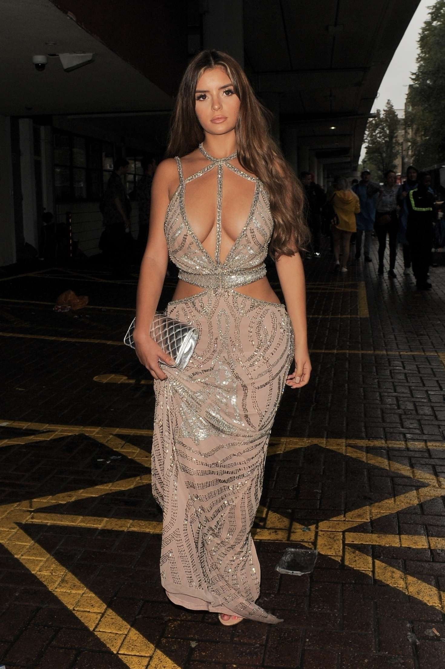 Demi Rose 2018 : Demi Rose: Arrives at her brand new Demi Rose App launch party -10