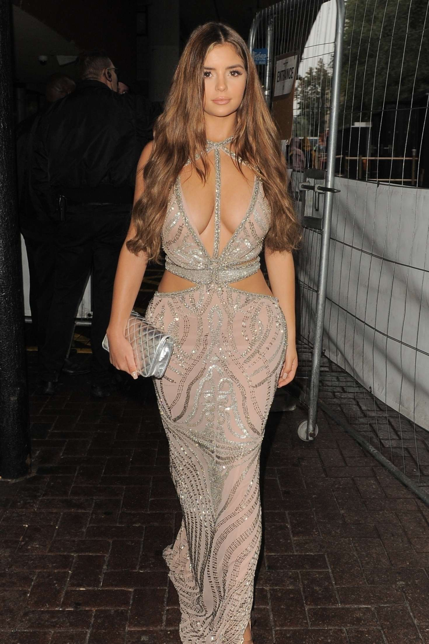 Demi Rose 2018 : Demi Rose: Arrives at her brand new Demi Rose App launch party -13