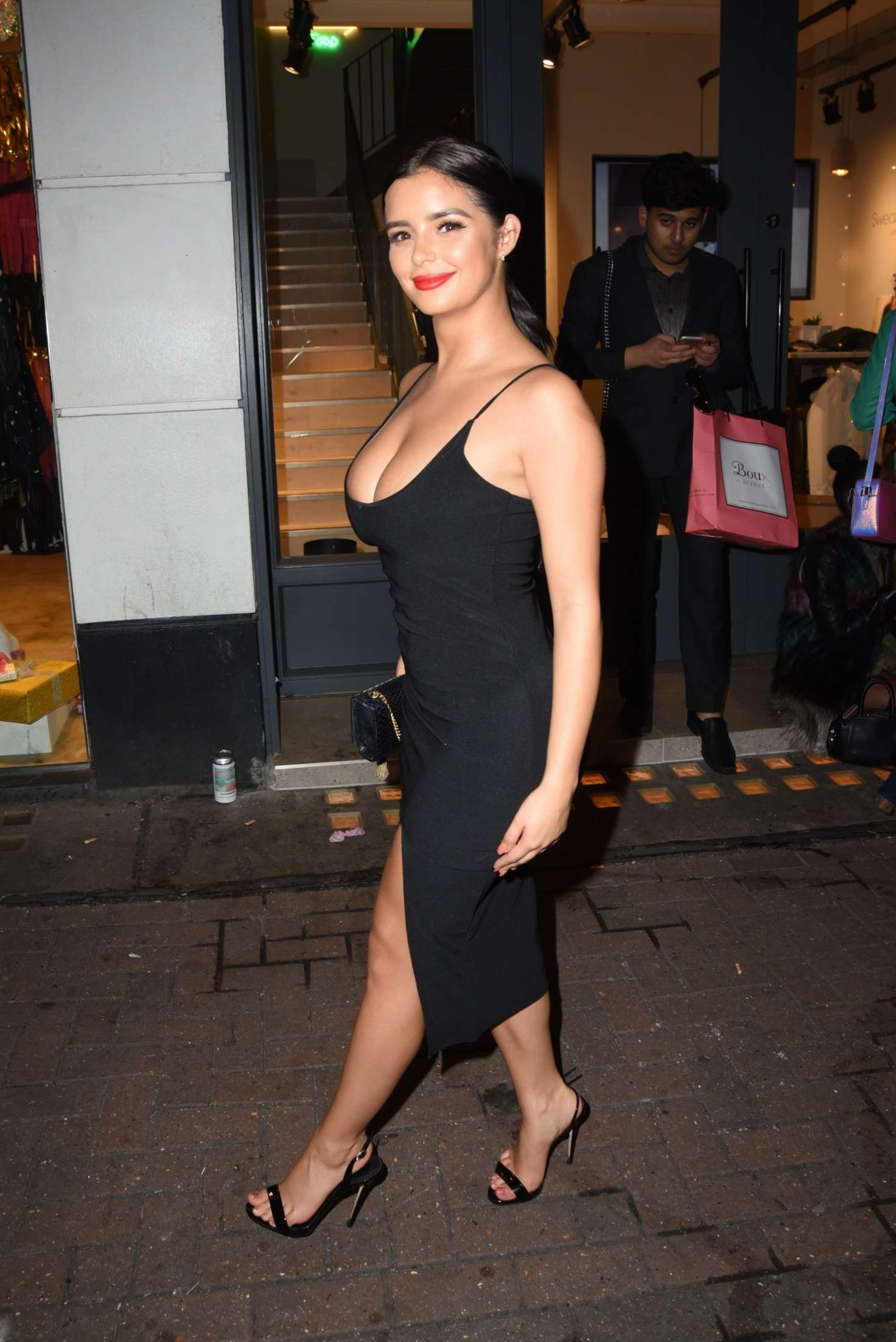 Demi Rose 2017 : Demi Rose: Attend the Nasty Girl Launch -04