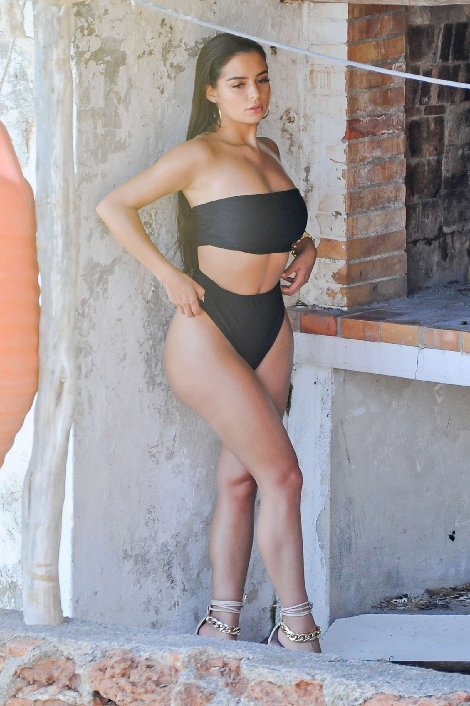 Demi Rose in Bikini – Photoshoot for ISAWITFIRST.COM in Ibiza