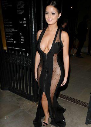 Demi Rose: Leaves Beauty Awards 2016 -09 – GotCeleb