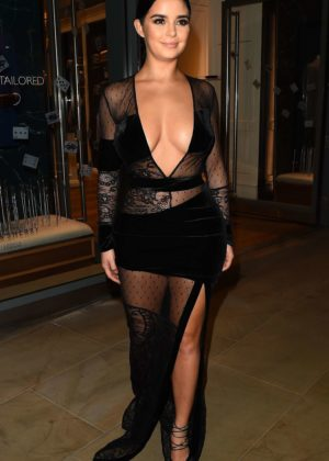 Demi Rose - Madison Launch Party in London