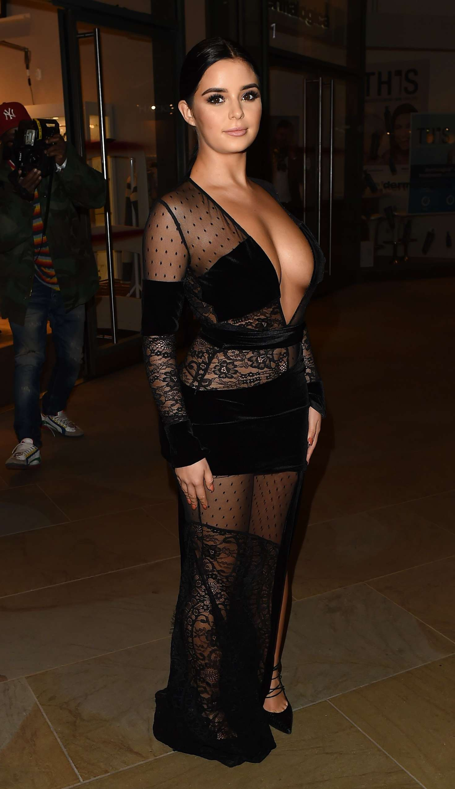 Demi Rose 2017 : Demi Rose: Madison Launch Party in London -05