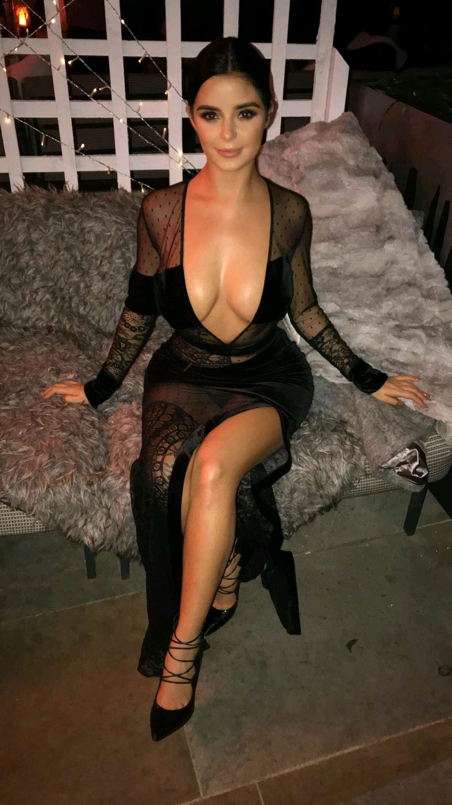 Demi Rose 2017 : Demi Rose: Madison Launch Party in London -08