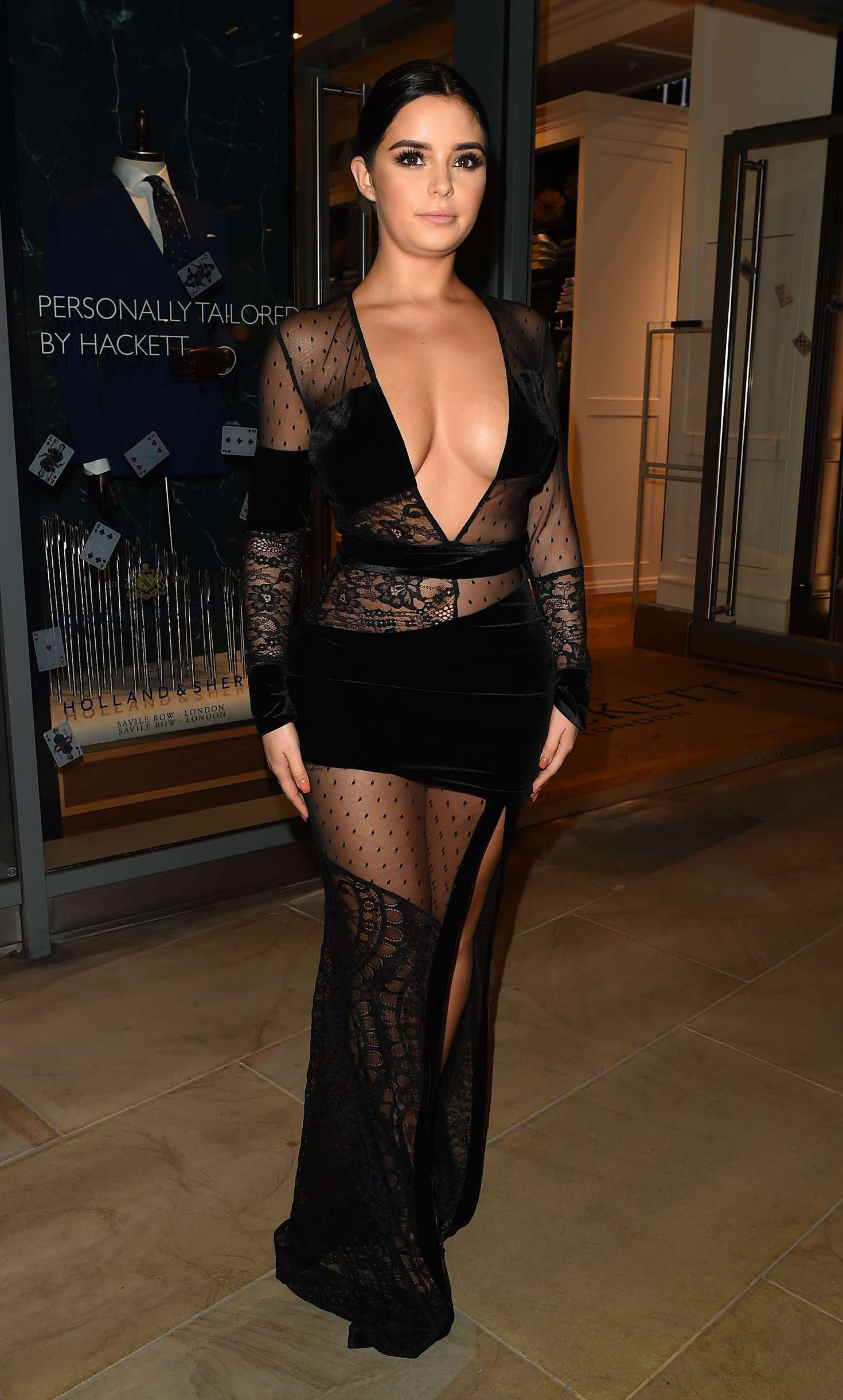 Demi Rose 2017 : Demi Rose: Madison Launch Party in London -12
