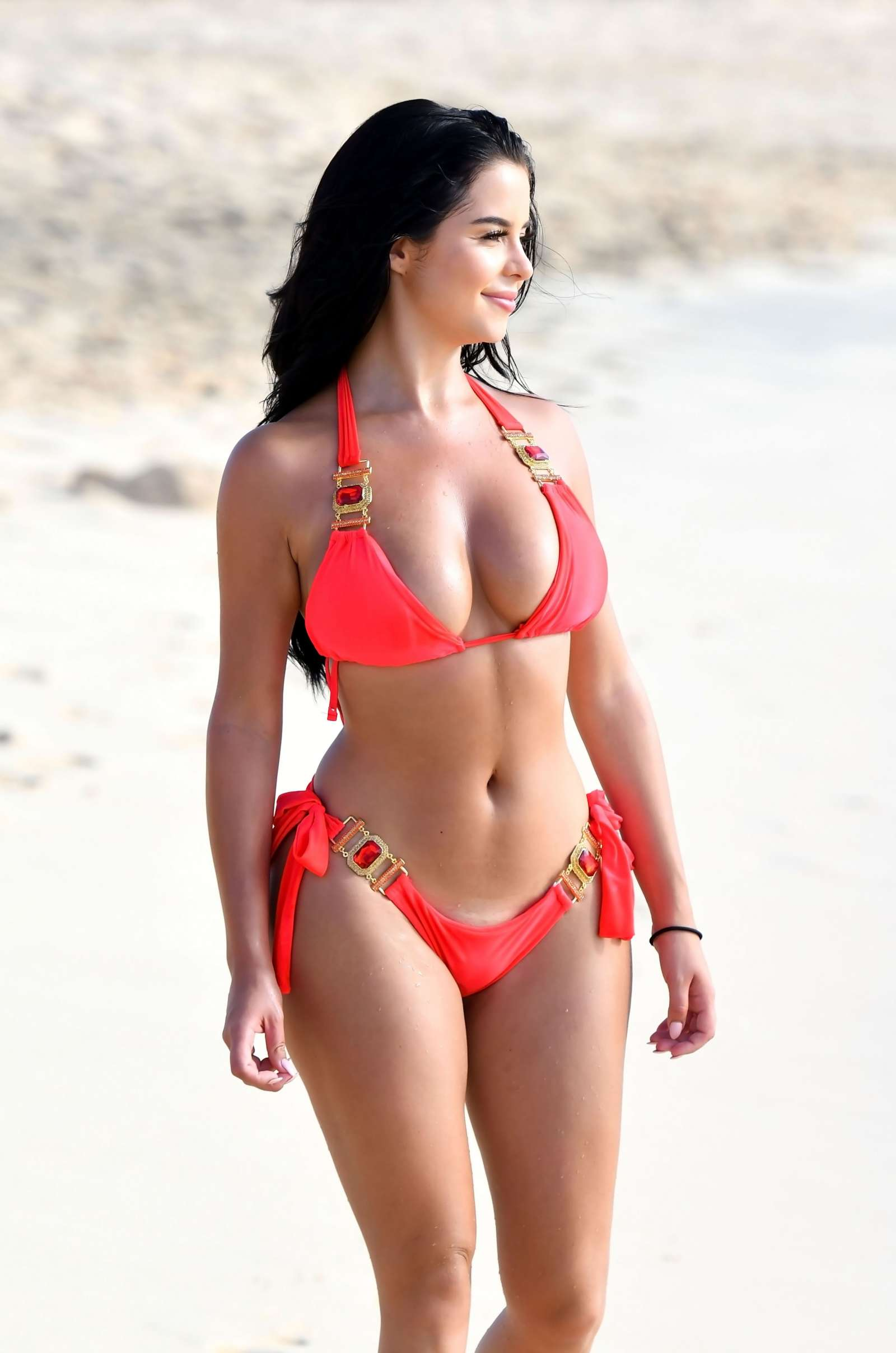 Demi Rose Mawby 2017 : Demi Rose Mawby: Hot In Bikini at Bikini Beach Club-19