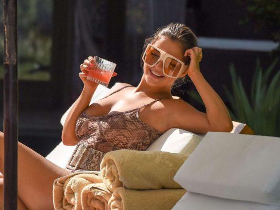 Demi Rose Mawby - Photoshoot in Bali - Indonesia