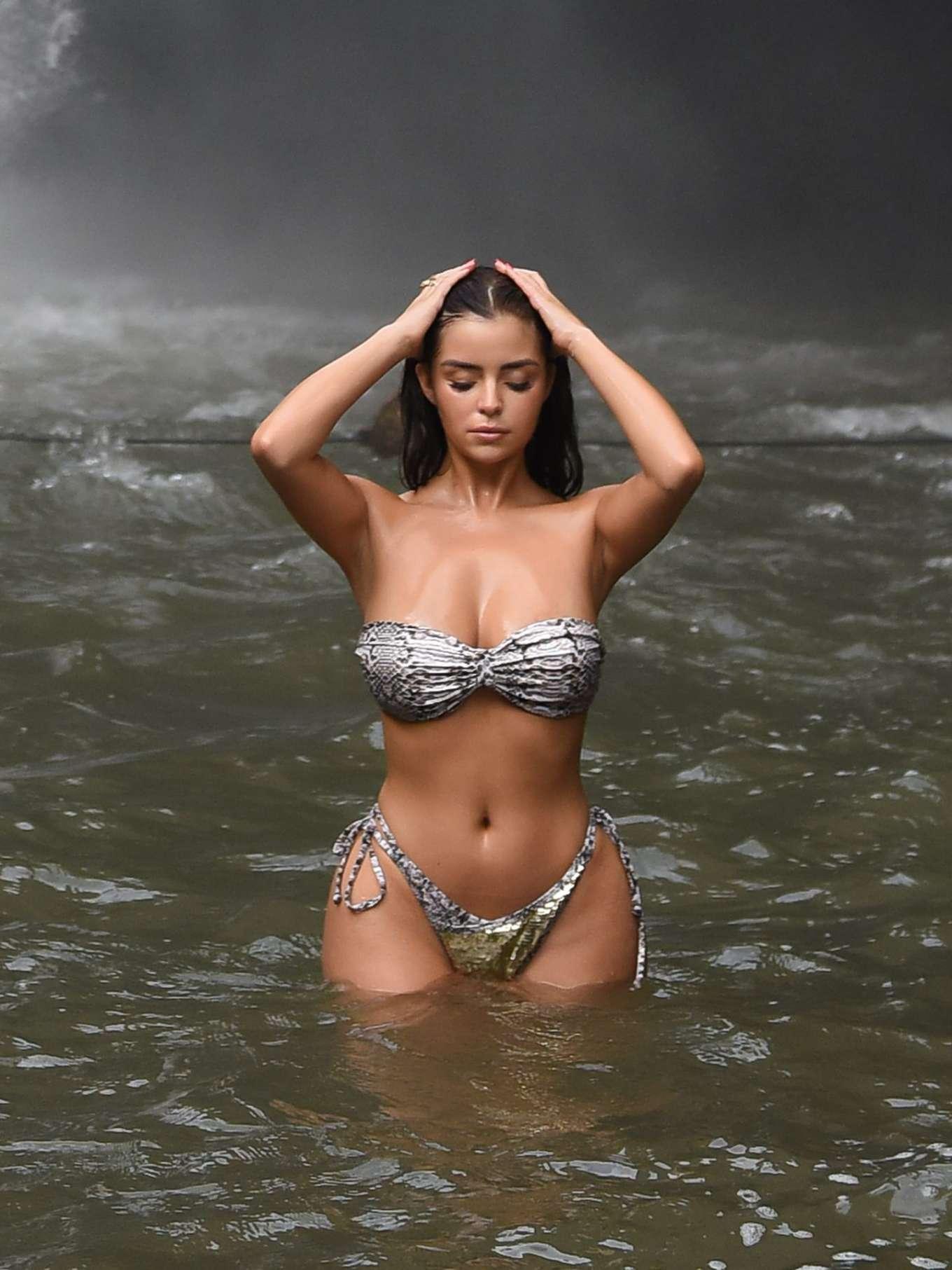 Demi Rose Mawby - Photoshoot In Bali