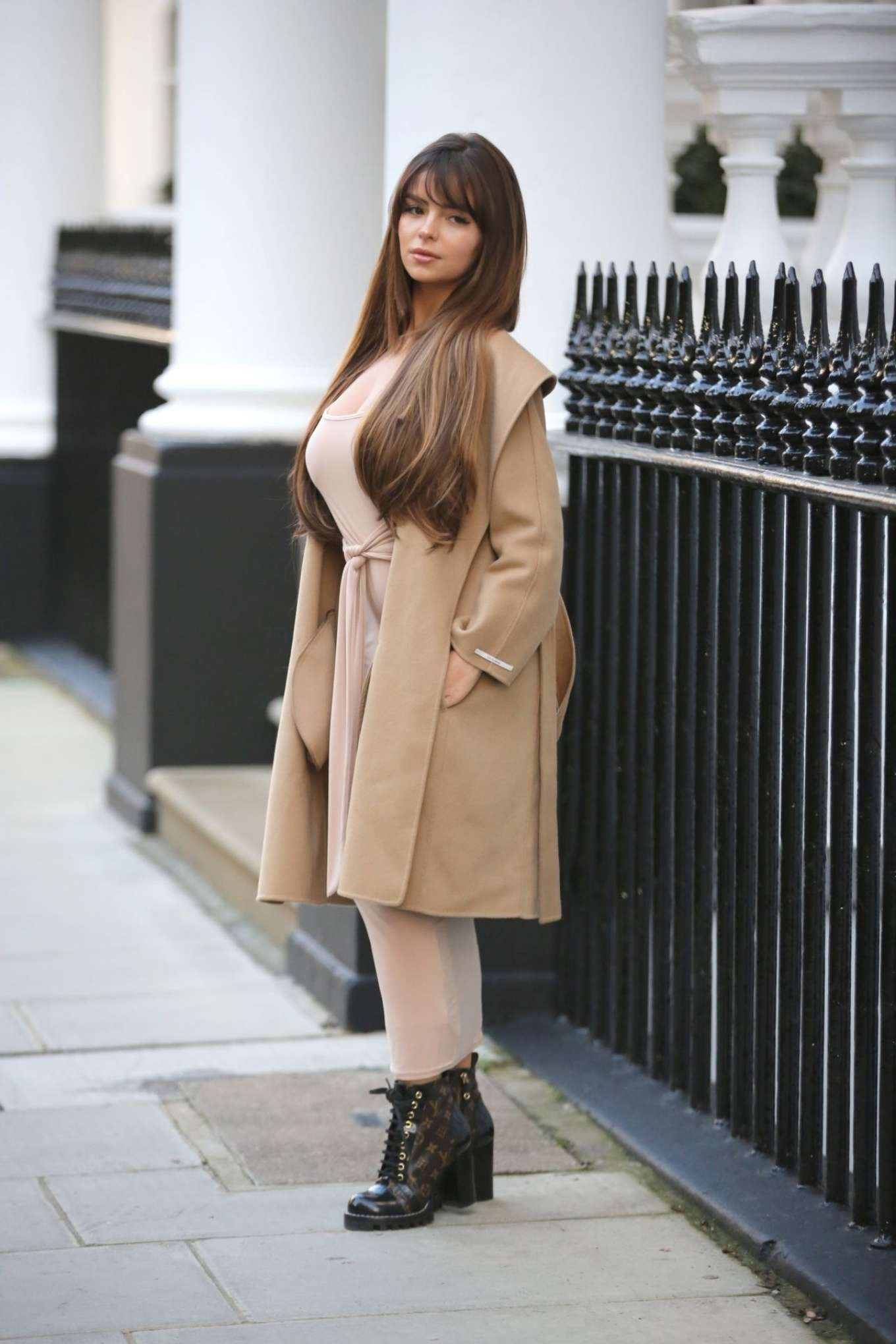 Demi Rose Mawby 2019 : Demi Rose Mawby – Pictured at Pop Up Boutique in London-04