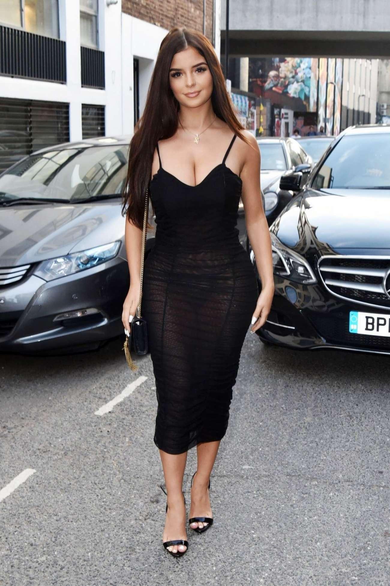 Demi Rose Mawby 2018 : Demi Rose Mawby: Skinny Dip Event In London-07