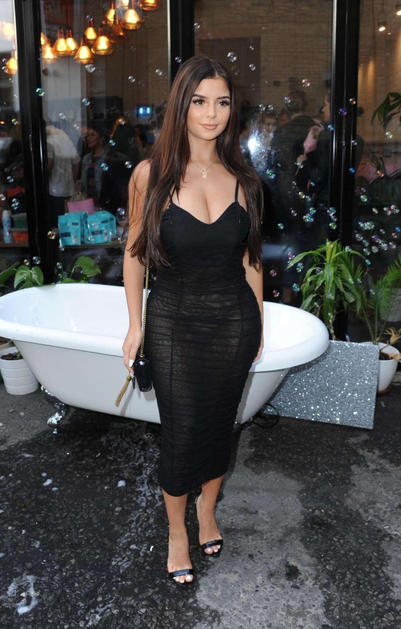 Demi Rose Mawby 2018 : Demi Rose Mawby: Skinny Dip Event In London-21