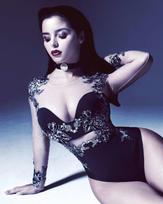 Demi Rose - 'The Togfather' Photoshoot (December 2017)