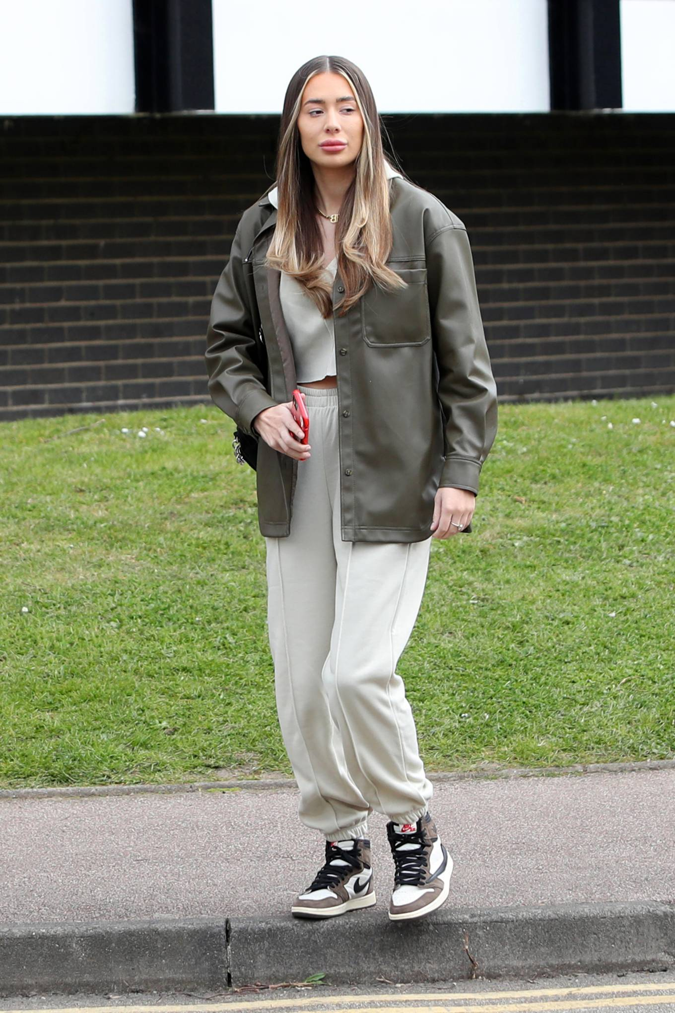 Demi Sims 2021 : Demi Sims – The Only Way is Essex TV Show filming in Essex-03
