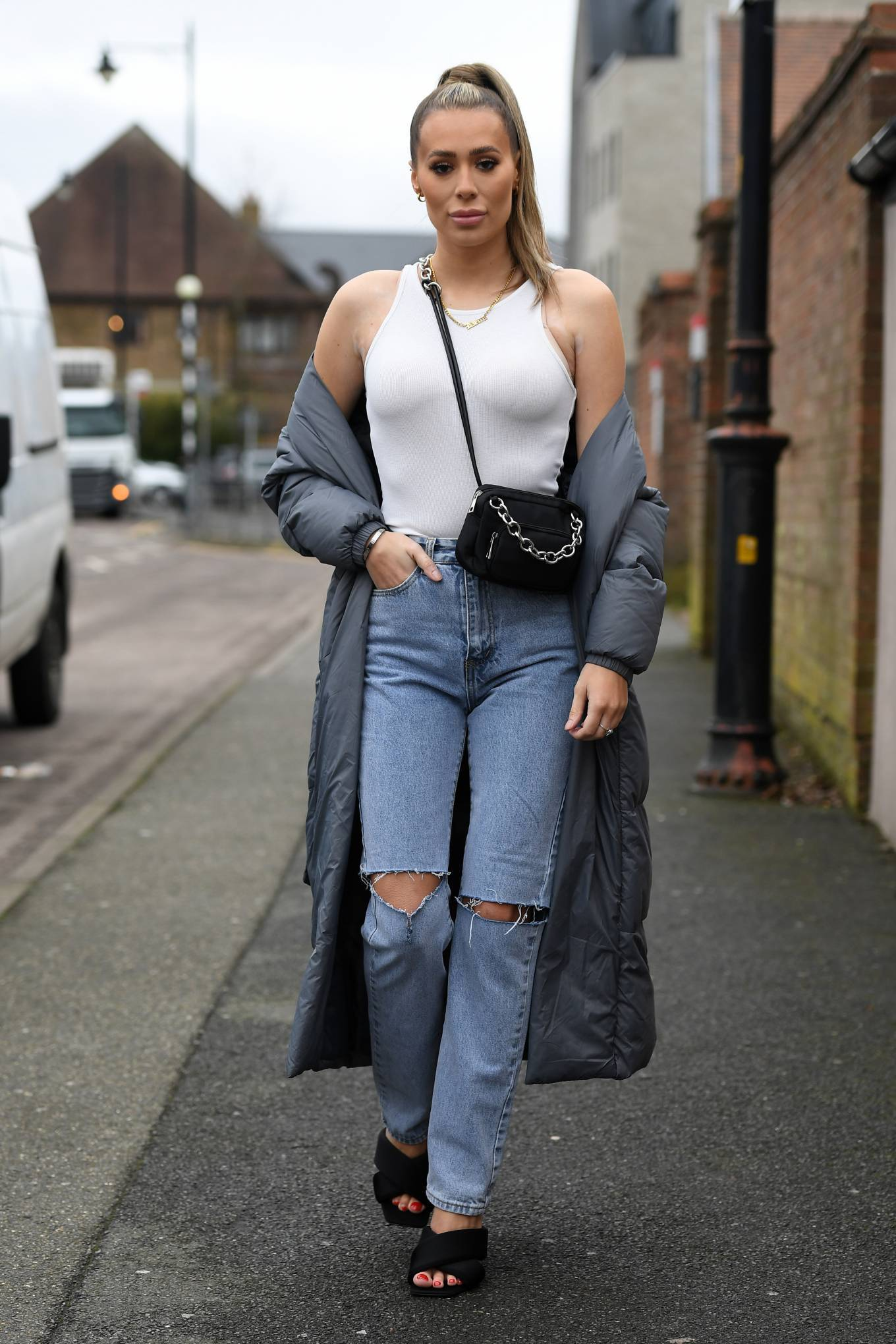 Demi Sims - TOWiE TV show set in Brentwood