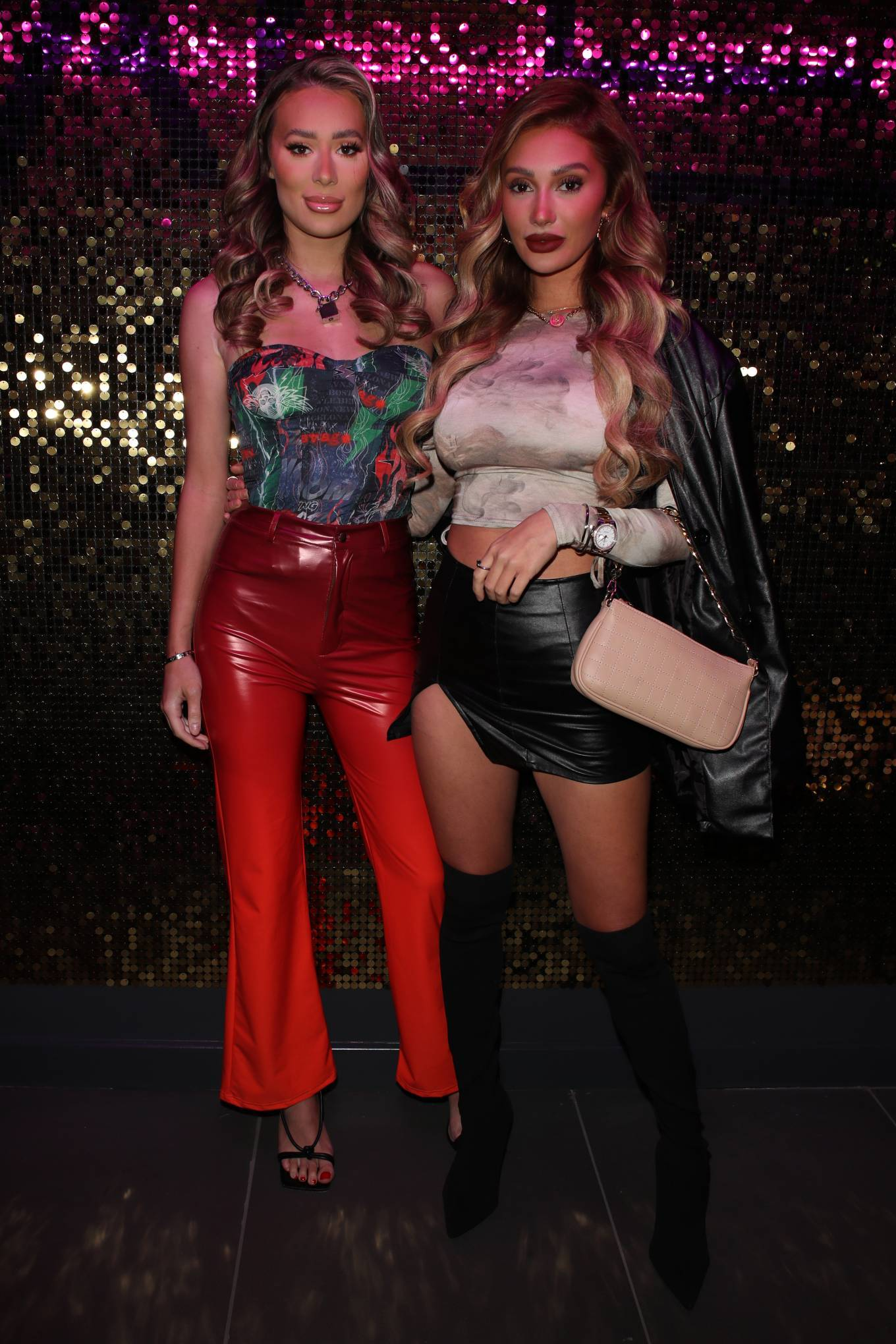 Demi Sims 2021 : Demi Sims – With Francesca Fargo The Only Way is Essex TV Show in Essex-03