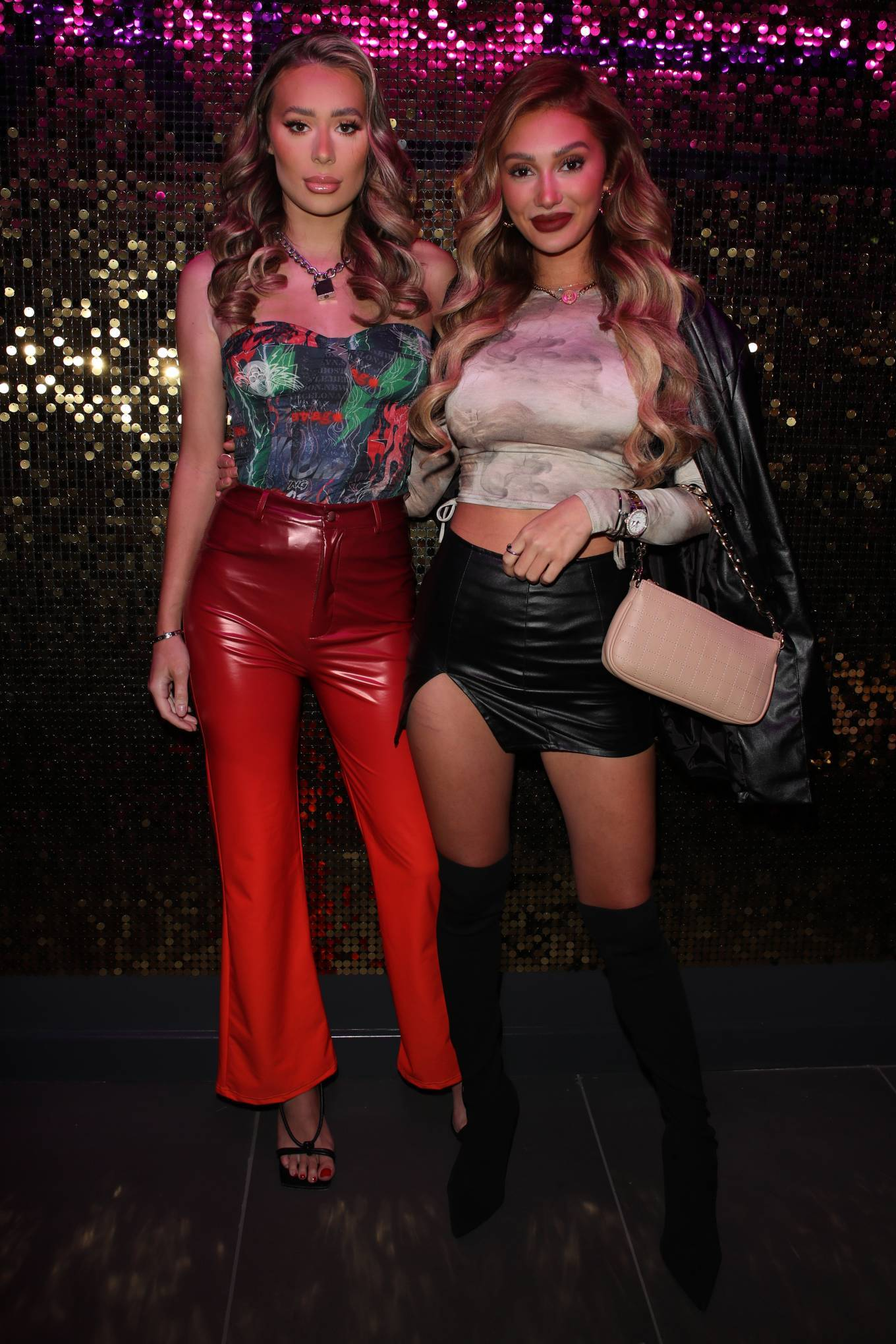 Demi Sims 2021 : Demi Sims – With Francesca Fargo The Only Way is Essex TV Show in Essex-06