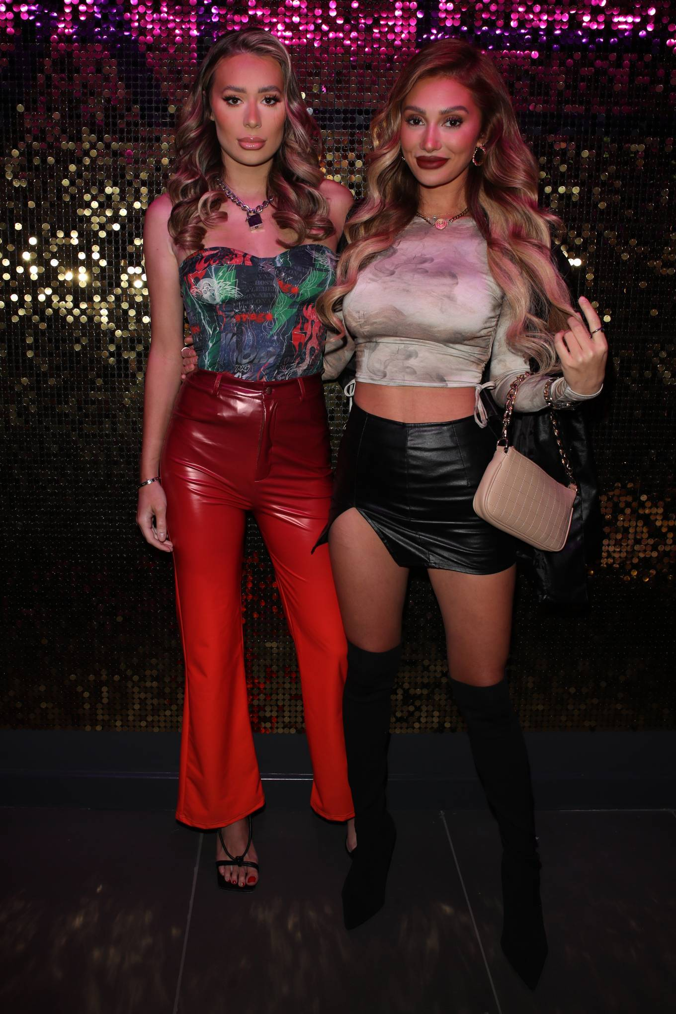 Demi Sims 2021 : Demi Sims – With Francesca Fargo The Only Way is Essex TV Show in Essex-10